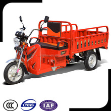 Chongqing Electric Three Wheel Motorcycle for Cargo Tricycle 1800W