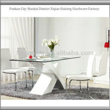Fashion hot sales elegant dining set
