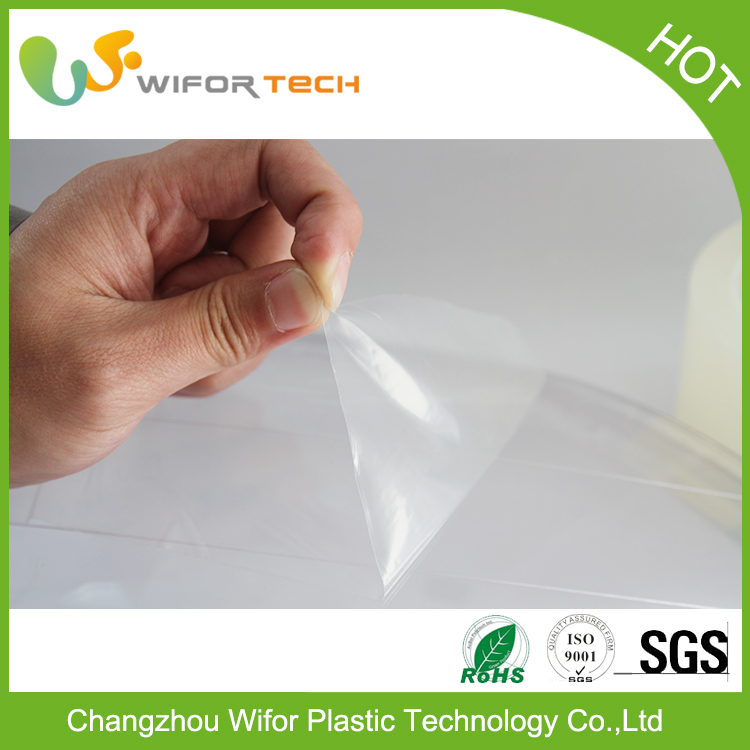 Made in China Energy Saving plastic film for windows and doors