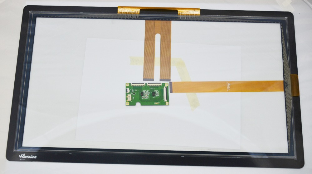 21.5 inch IPS LCD screen with multi-touch capacitive touch screen