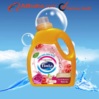 Tinla High-Grade Daily Laundry Detergent liquid