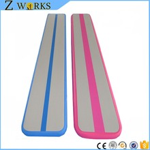 Hot Selling Gymnastics Inflatable Air Balance Beam For Kids