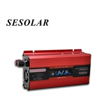 1000W 12v 220v auto inverter for home