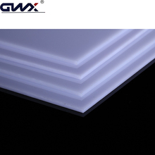 Lower U Value Solar Control Ability Hard Coated Polycarbonate Solid Sheet