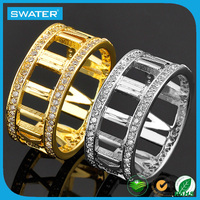Fashion Accessories Factories Diamond Moroccan Wedding Rings