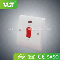 High Quality Quality Assurance WHITE remote control light switch with sensor