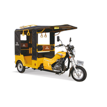Chinese new model 7 seats rickshaw 150cc motor 3 wheels motorcycles with roof motorised tricycle for passenger