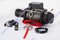 heavy duty 17000lb electric motor winch off road electric winch, quiet and reliable