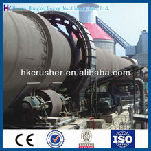 50T Per day limestone small rotary kiln