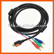Hot sell mini hdmi to rca cable
