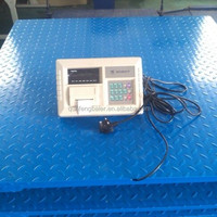 1t Floor Scale 1t Loadometer Digital