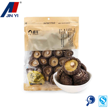 Reusable plastic cover mushroom package