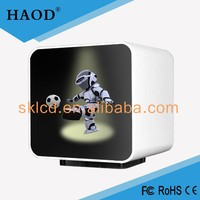 19 Inch Holographic Projection / Touch Screen /Hologram Display