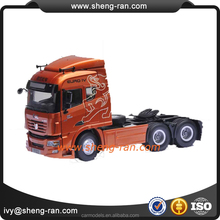 1 24 scale collectible model truck with high quality