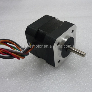 42mm 24V 9000RPM Brushless DC Motor 42BLS01-2490