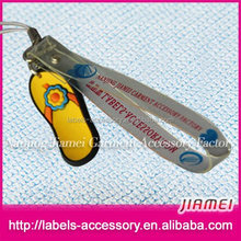 High Quality Brand Logo Rubber Soft PVC Motorcycle Keychain for Racing Accessories