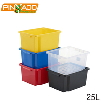 New Type Multi Color Multipurpose Plastic Storage Bin Storage Case