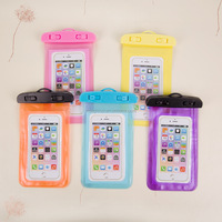 Promotional Mobile Phone Waterproof Bag For All kindy phone