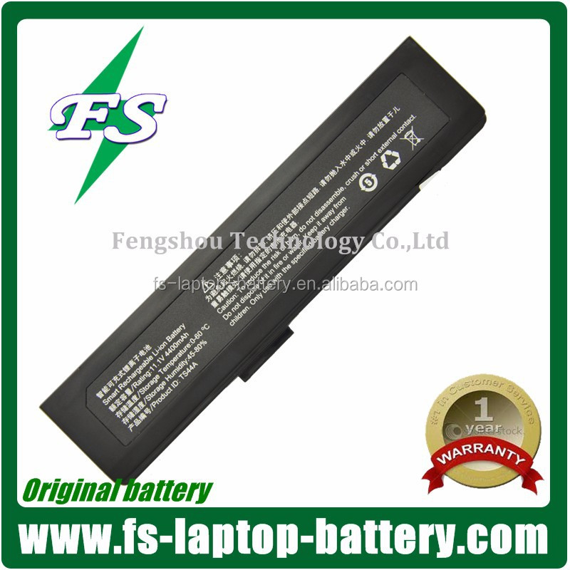 Hot Sale TS44A 11.1V 4400mAh generic battery for HAIER T66 exide battery warranty