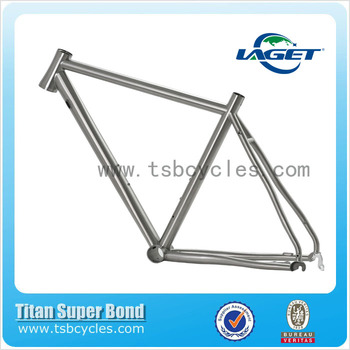 High light titanium frame road bike TSB-RD509