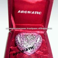 Cremation Metal Urns Heart Keepsake