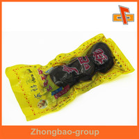 Heat Seal Plastic Vacuum Bag Packing With Persoanal Printing For Food/Egg