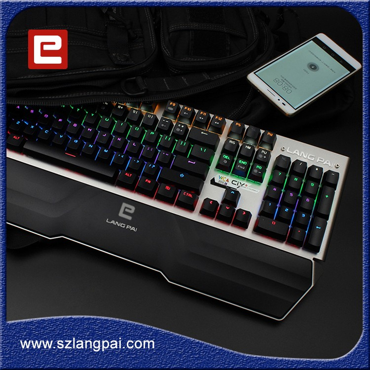 Best Selling Quality USB Wired Laptop Computer Gaming Keyboard
