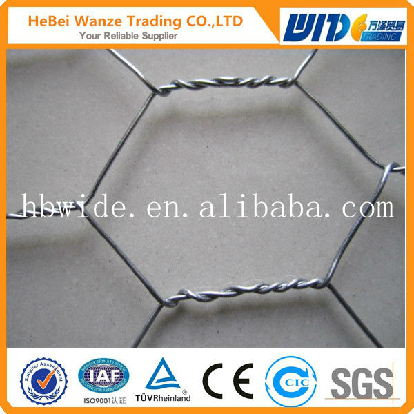 High quality cheap anping hexagonal wire mesh,hot sale anping hexagonal mesh (factory)