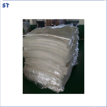 Polypropylene woven cloth packing bag plastic laminate sheet transparent