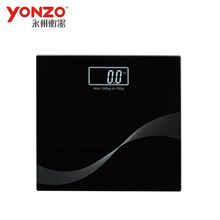 180kg electronic curves body analysis scale