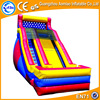 Cheap inflatable slide price with high quality, inflatable kids indoor slide aqua slide