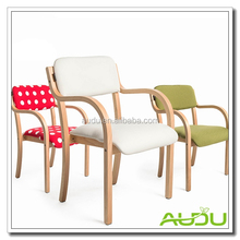 Audu Cheap Rubber Solid Wood Furniture,Stackable Wood Furniture