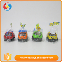 Wholesale children cartoon plastic vehicle toy friction power toys cars