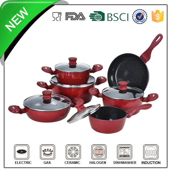 enamel coated cookware