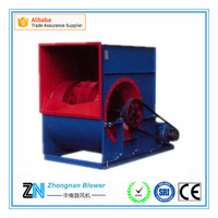 ZHONGNAN Brand KDF Type High Voltage Centrifugal Ventilator Fan with Low Power Consumption Manufacturer