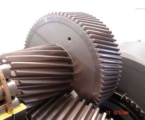 Custom Size OEM Reduction Box Spur Gear for car parts and cnc machine hypoid gear