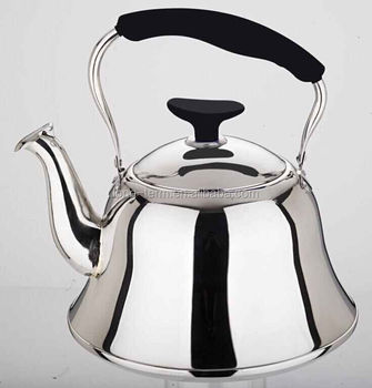 LTK209 New Style Stainless Steel Water Whistling Kettle