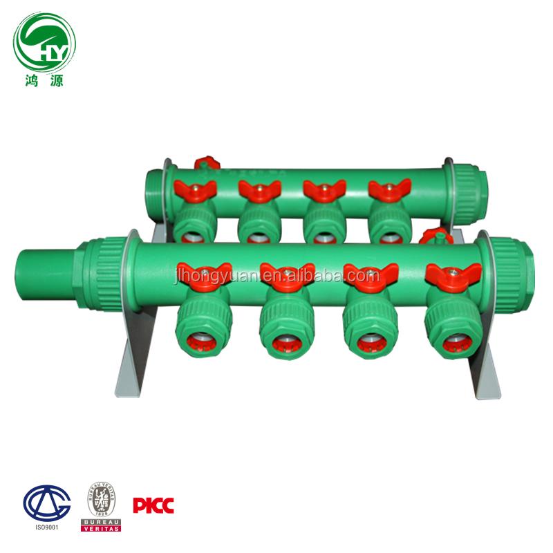 Colector de pl stico para sistema de calefacci n por suelo - Mejor sistema de calefaccion electrica ...