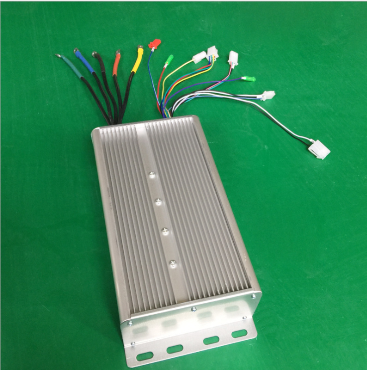 factory price 36v-72v 1500w brushless intelligent motor controller