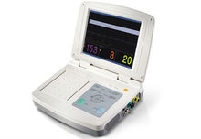 Fold-up fetal monitor monitoring equipment with CE mark
