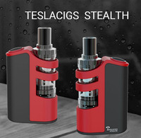 Tesla Awesome E cigarette Tesla Stealth suitable all of 22mm rda and tank original shadow tank