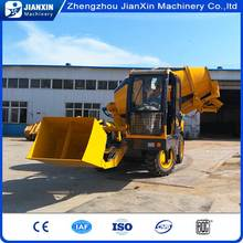 Chinese products long lifes self loading concrete truck mixer