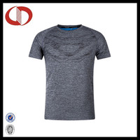 100% polyester new design running shirt dry fit