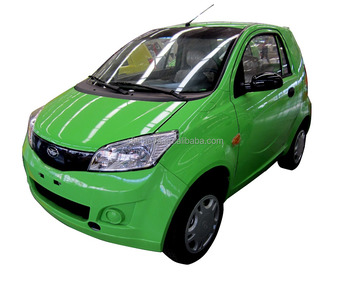 Electric car 85km/h max speed whole metal body of competitive price for Europe market Germany Italy France