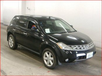 2006 NISSAN MURANO 350XV /PZ50-005142/ Used Car From Japan (43772)