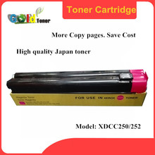 Copier consumables DCC6550 compatible color toner cartridge