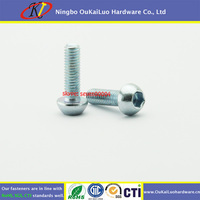 NEW Associated Button Head Socket Screw