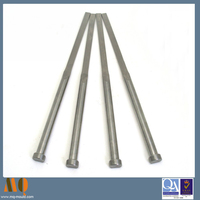 Precision Flat Ejector Pins for Tooling