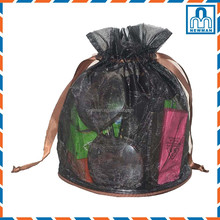 Drawstring Organza Mesh Bag Wholesale