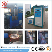 Factory Provide Different Frequency Low Price Gear Induction Hardening Machine For Metal